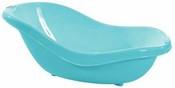 Ванночка для купания Bebe Confort со сливным отверстием цвет голубой