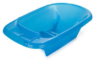 Ванночка для купания Pilsan 07-512 цвет голубой