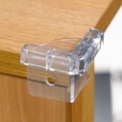 Защитные уголки Safety 1st для столешницы (4 шт) цвет прозрачный